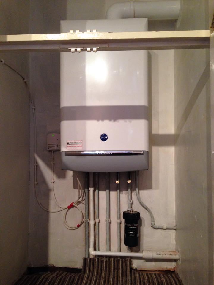 Hannan Plumbing Heating Boiler Installation